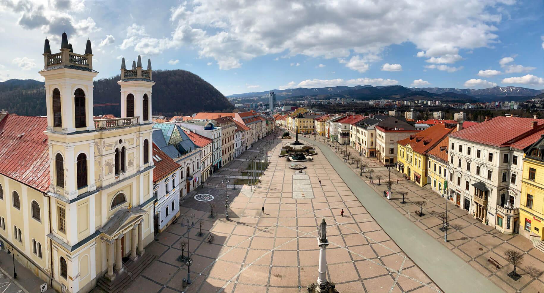Banská Bystrica to zvládne